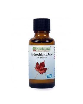 Health Leads HCl Salzsäure 5% Lösung  30-100ml