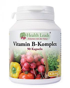 Health Leads Vitamin B-Komplex 426 mg x 90 Kapseln
