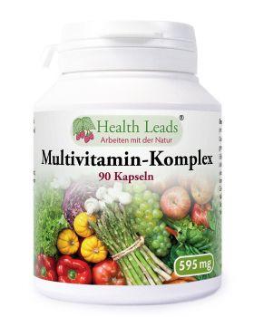Health Leads Multivitamin-Komplex 595 mg x 90 Kaps