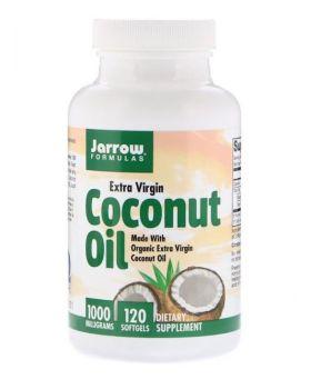 Jarrow Formulas Kokosöl extra-nativ 1000 mg 120 Softgelkapseln