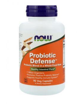 Now Foods Probiotic Defense 90 vegetabilische Kapseln