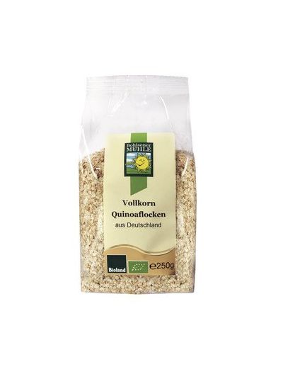 Bohlsener Mühle Vollkorn Quinoa-Flocken 250g