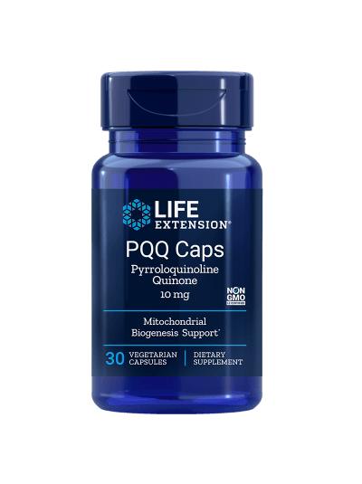 Life Extension PQQ Kapseln - 10 mg - 30 vegetarische Kapseln