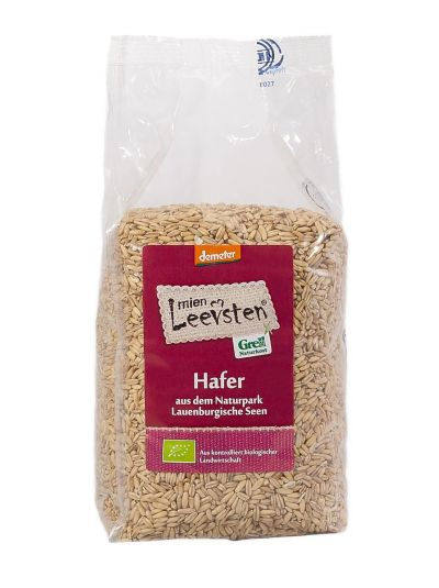 Grell Naturkost Nackthafer, Demeter (vom Lämmerhof) 1000 g