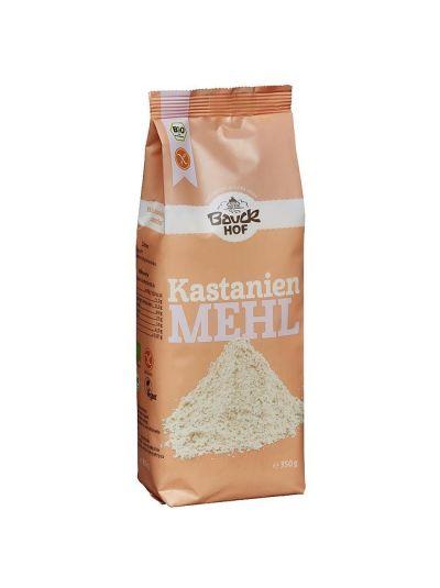 Bauckhof Bio Kastanienmehl, glutenfrei 350g