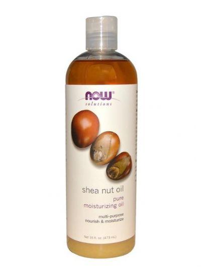 Now Foods Shea Nussöl reines Feuchtigkeitsöl 473 ml