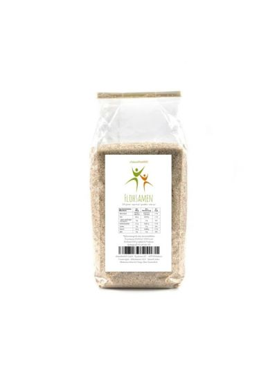 Vitalundfitmit100 Flohsamenschalen gemahlen Psyllium 500 g