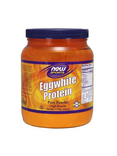 Now Foods 100% reines Eiweiß Protein 544 g