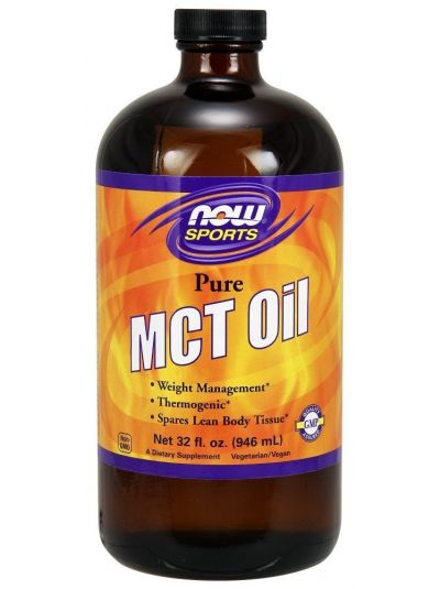 Now Foods 100% Reines MCT-Öl 946 ml