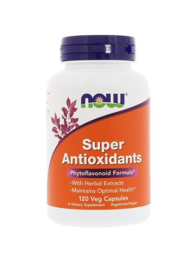 NOW FOODS SUPER-ANTIOXIDANTIEN, 120 VEGETARISCHE KAPSELN