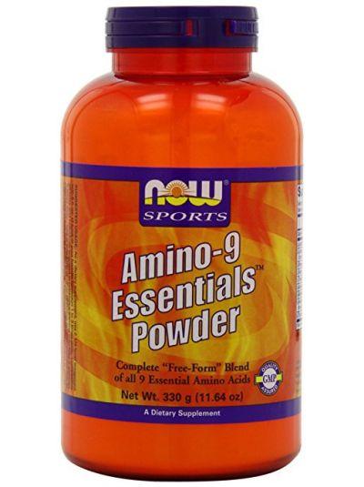 Now Foods Amino-9 Essentielles Pulver, 330-Gramm