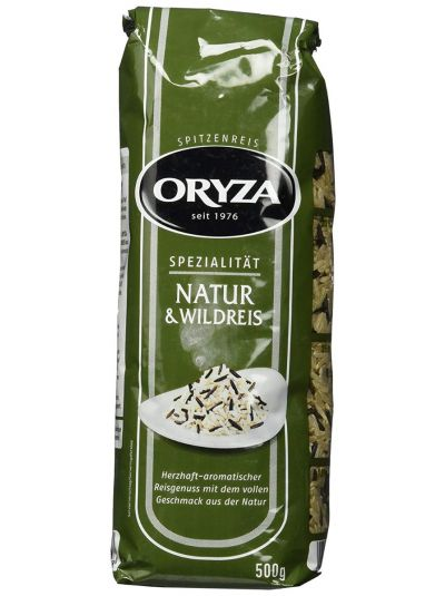 Oryza Natur & Wildreis 500g