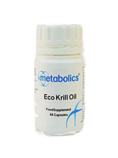 Metabolics Krill Öl 60 Kapseln