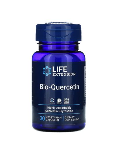 Life Extension Bio-Quercetin, 30 Vegetarische Kapseln