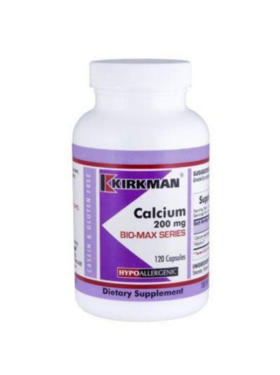 Kalzium m. Vitamin D 200 mg 120 Kapseln - Hypoallergen
