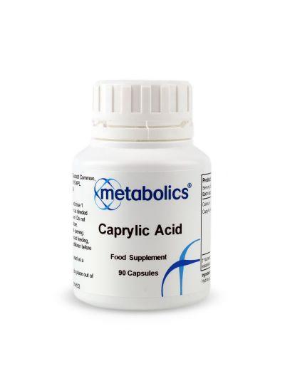 Metabolics Caprylsäure 90 Kapseln
