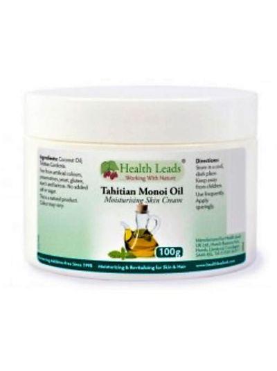 Health Leads Tahitianisches Monoi Öl Feuchtigkeitshautcreme 100g