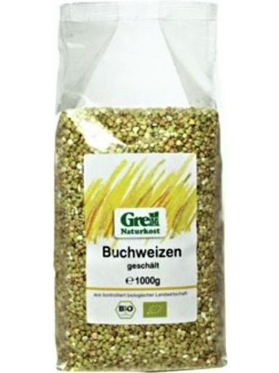 Grell Naturkost Buchweizen geschält BIO 1000g