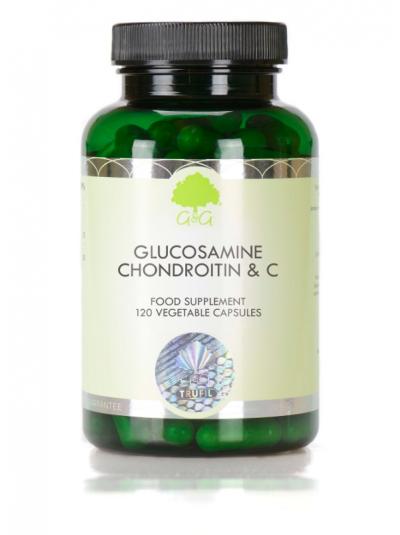 G & G Glucosamin, Chondroitin & Vitamin C - 120 Kapseln
