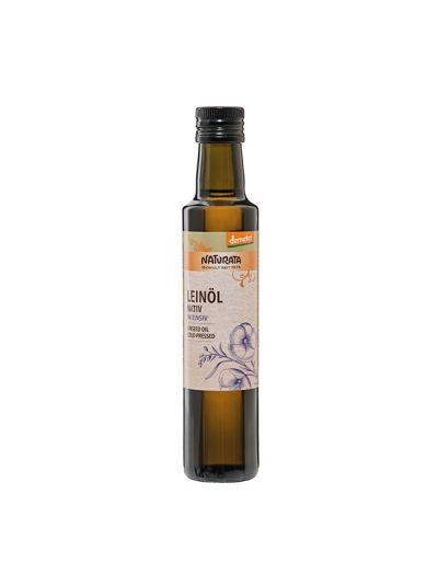 Naturata Leinöl nativ Demeter 250ml