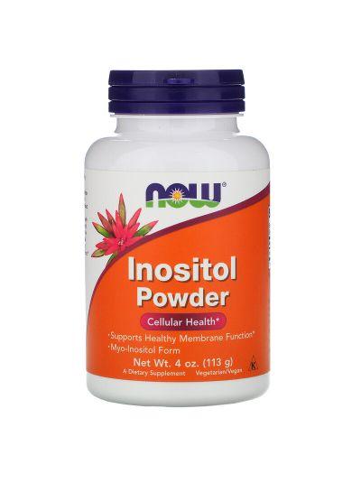 Now Foods, Inositpulver, 113 g