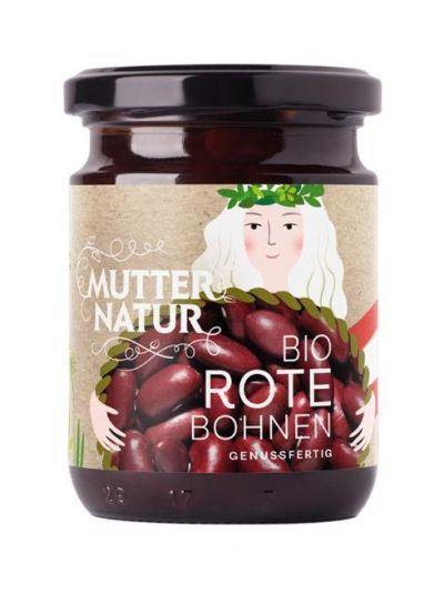 Mutter Natur BIO Rote Bohnen genussfertig 235 g