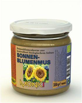 Monki Sonnenblumenmus Bio 330g