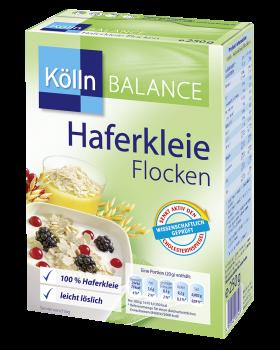 Kölln Balance Spezial Haferkleie Flocken, 250g