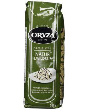Oryza Natur & Wildreis 500g