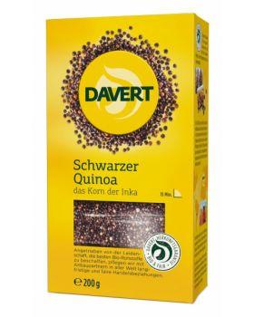Davert Schwarzer Quinoa BIO 200g