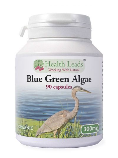 Blau Grüne Algen 300 mg x 90 Kapseln