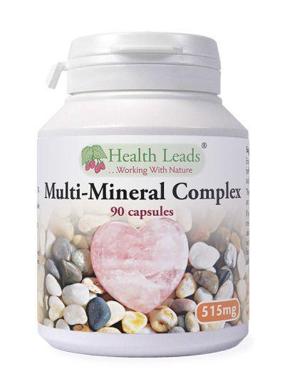 Multi-Mineral Komplex 515 mg x 90 Kapseln