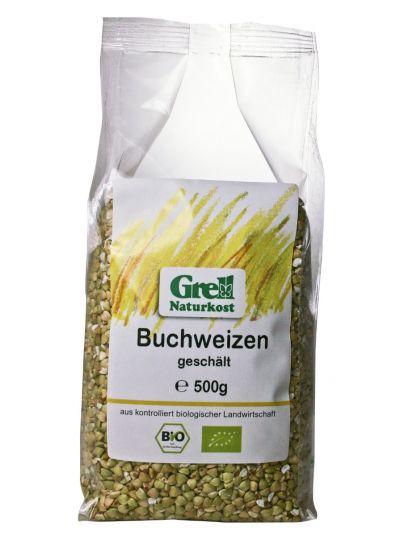 Grell Bio Buchweizen Geschält 500g