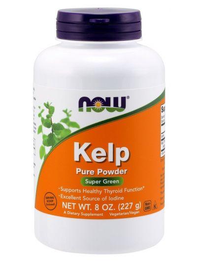 Now Foods Bio-Kelp reines Pulver 227 g