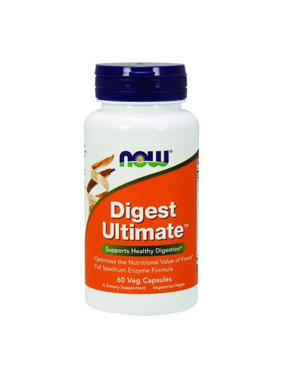 Now Foods Digest Ultimate 60 Kapseln