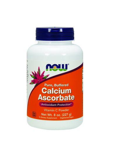 Now Foods Gepufferte Kalzium Ascorbat, Vitamin C Pulver 227 g