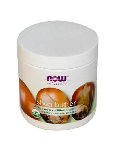 NOW FOODS BIO SHEABUTTER 207 ML