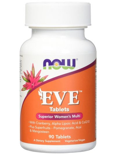 Now Foods Eve Erstklassiches Frauen Multi 90 Tabletten