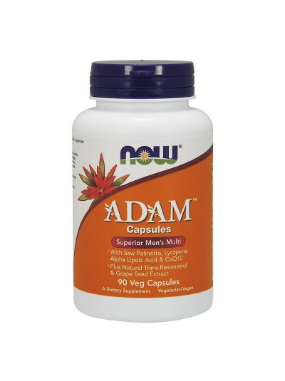 Now Foods ADAM Superior Men's Multi 90 Veg Kapseln