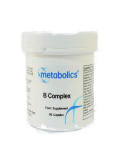 Metabolics Vitamin B-Komplex 180 Kapseln