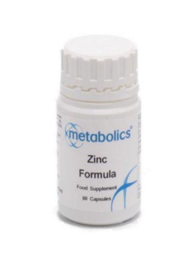 Metabolics Zink Cupfer Formel 90 Kapseln