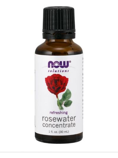 Now Foods Rosenwasser Konzentrat 30 ml