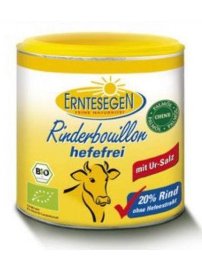 ERNTESEGEN NATURKOST Rinder-BRÜHE (HEFE-FREI) 264G