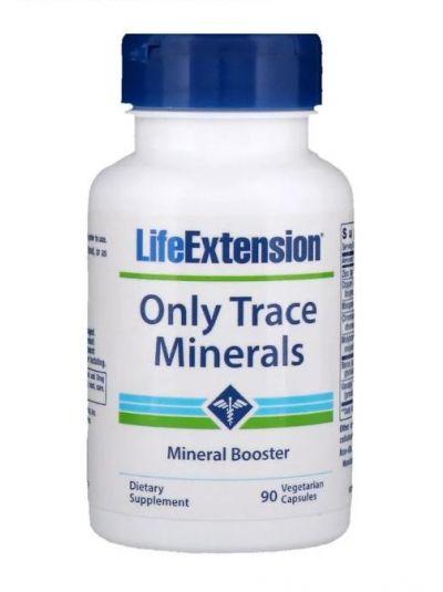 Life Extension Spurenelemente Mikromineralien 90 Kapseln