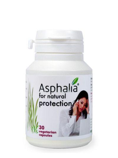 Asphalia für Natürliche Schutz x 30 Kapseln