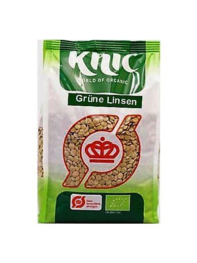 MEgafood Bio Grüne Linsen 900G