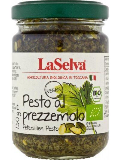 Laselva PESTO PETERSILIE - PESTO PREZZEMOLO - 130G