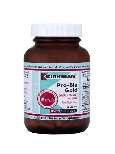 Pro-Bio Gold™ - Hypoallergen 60 Kapseln