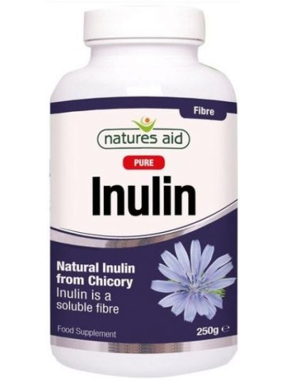 Nature's Aid 100% reines Chicoree Inulin Pulver 250 g