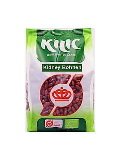 MEgafood Bio Rote kidney Bohnen 900G